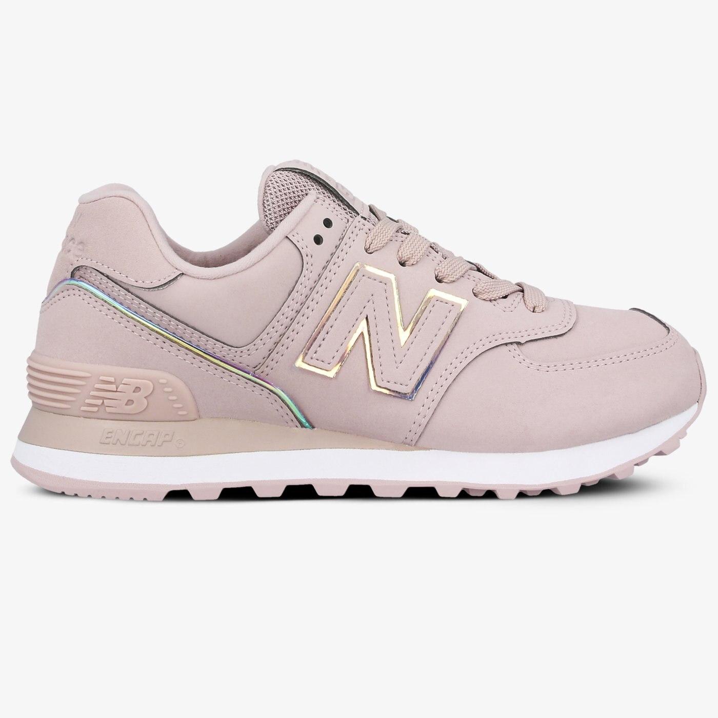new balance rosa wl574